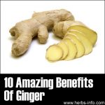10 Amazing Benefits Of Ginger