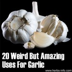 Top 20 Weird But Amazing Uses For Garlic