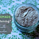 How To Make Your Own All-Natural Herbal Tooth Whitening Powder