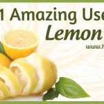 31 Amazing Uses For Lemon Peel