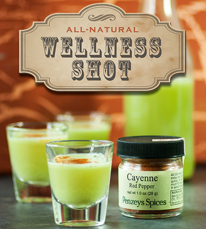 All Natural Wellness Shot