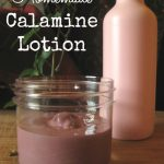 How To Make Your Own Calamine Lotion For Skin Care