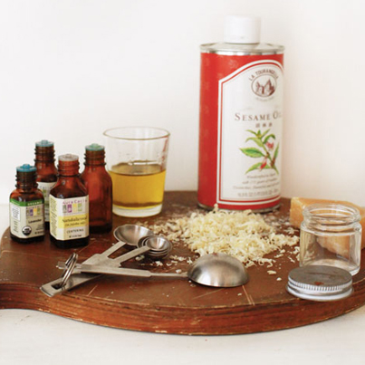 How To Make Your Own Herbal Sleep Salve