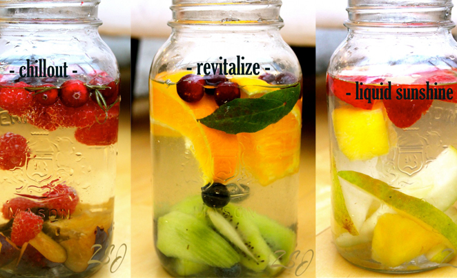 Signature Vitamin Waters
