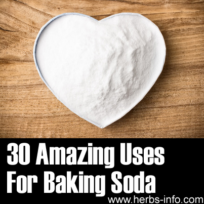 30 Amazing Uses For Baking Soda