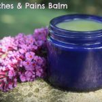 How To Make A Herbal Aches And Pains Balm