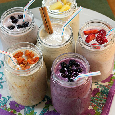 How To Make Delicious Healthy Oatmeal Smoothies