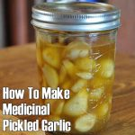 How To Make Medicinal Pickled Garlic (And Why It's Beneficial)