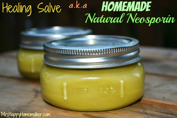 How To Create An Amazing All-Natural Healing Salve