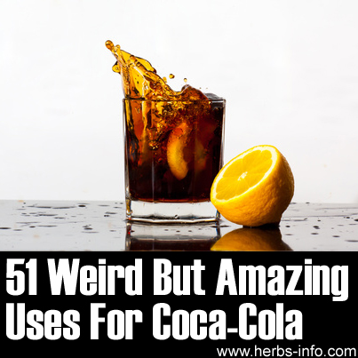 51 Weird But Amazing Uses For Coca-Cola