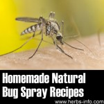 Homemade Natural Bug Spray Recipes That Work!