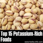 Top 15 Potassium-Rich Foods