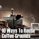 10 Ways To Reuse Coffee Grounds