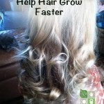 5 Natural Ways To Help Hair Grow Faster