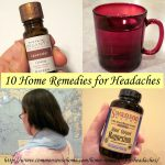 Top 10 Home Remedies For Headaches