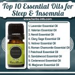 Top 10 Essential Oils for Sleep And Insomnia
