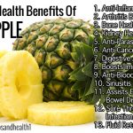 Amazing Health Benefits Of Pineapple