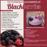 Top 10 Amazing Health Benefits Of Blackberries