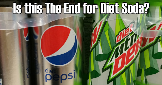 Is This The End For Diet Soda?
