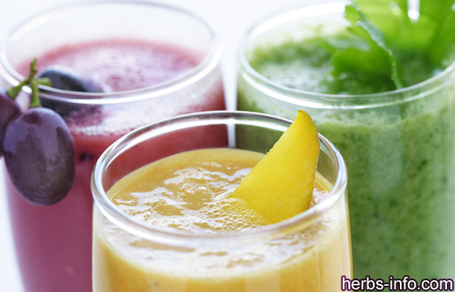 8 Refreshing Drinks To Shrink Your Belly - Herbs Info