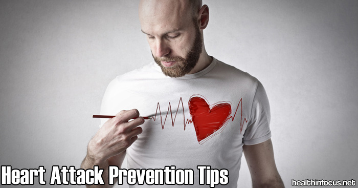 Heart Attack Prevention Tips