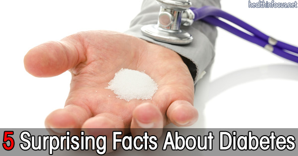 5 Surprising Facts About Diabetes