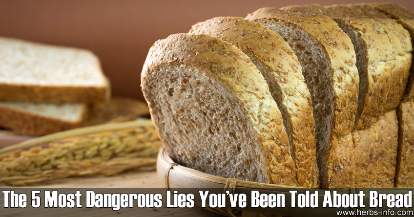 The 5 Most Dangerous Lies You've Been Told About Bread