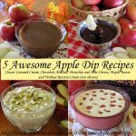 5 Awesome Apple Dip Recipes – Savory and Sweet