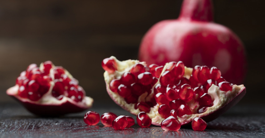 You'll Be Amazed By What They Discovered About Pomegranate Juice