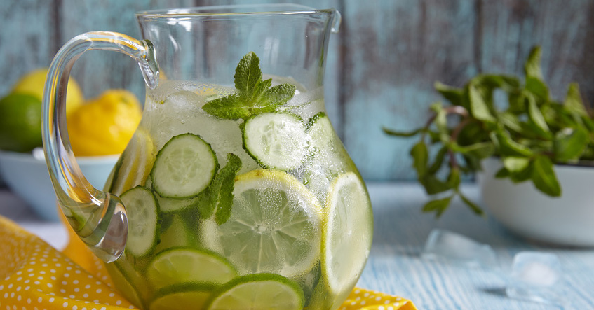 10 Super Healthy Things To Add To Your Water