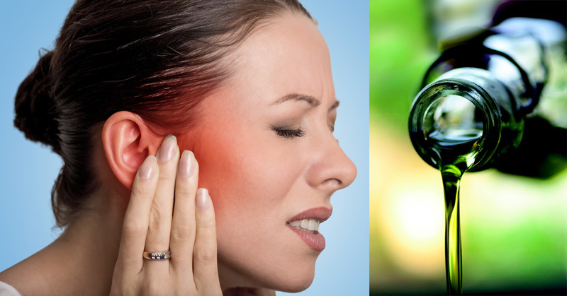How To Get Rid Of Painful Earaches And Ear Infections Naturally.