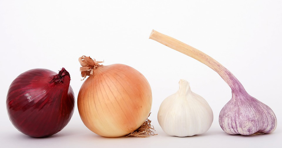 Why You Should Always Choose Organic Red Onions