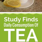 Study Finds Daily Consumption Of Tea May Protect The Elderly From Cognitive Decline