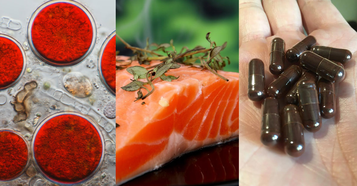 Astaxanthin - The Miracle Supplement