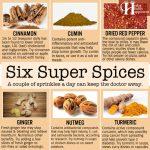 6 Super Spices