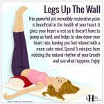 Legs Up The Wall