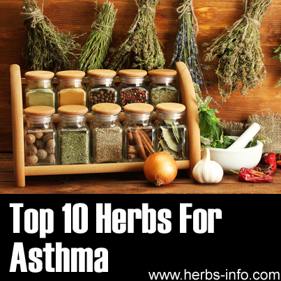Herbal for asthma