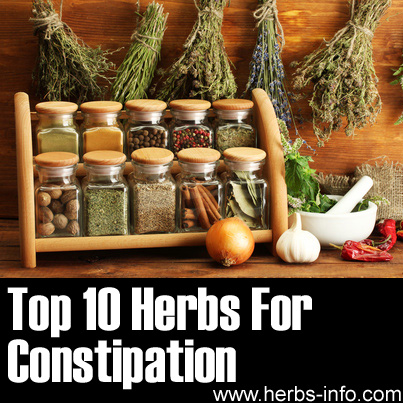 Best herb for constipation