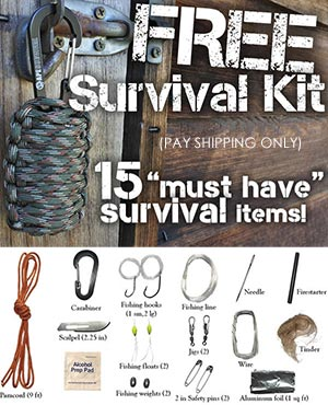 free survival kit