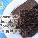 How To Make Sugar-Free Chocolate Coconut Energy Bars
