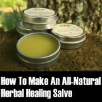 How To Make An All-Natural Herbal Healing Salve