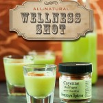"How To Make An All-Natural ""Wellness Shot"""