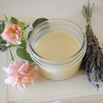 How To Make An All-Natural Lavender and Rose Deodorant