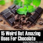 15 Weird But Amazing Uses For Chocolate