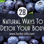 28 Natural Ways To Detox Your Body