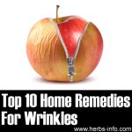 Top 10 Home Remedies For Wrinkles