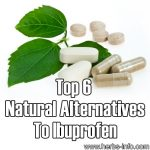Top 6 Natural Alternatives To Ibuprofen (Part 2)