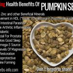 Amazing Health Benefits Of Pumpkin Seeds