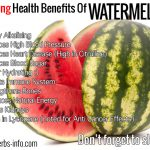 Top 10 Amazing Health Benefits of Watermelon