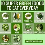 10 Super Green Foods To Eat Every Day